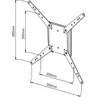 S-BOX VESA ADAPTER 3