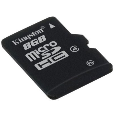 KINGSTON MICRO SD SDC4/8GBSP 8GB