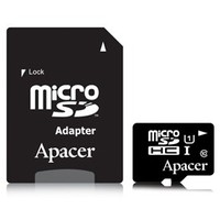 APACER microSDHC U3 95/45 10 16GB+adap.
