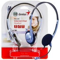 GENIUS HS-02B Basic Headset