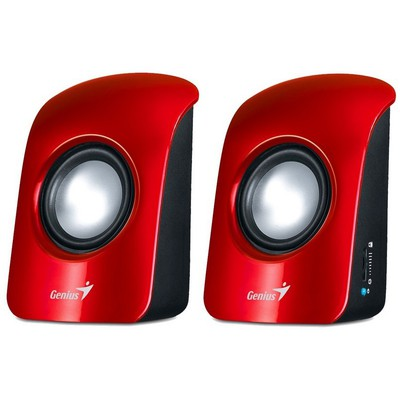 GENIUS SP-U115 USB 1.5W Red