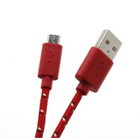 S-BOX USB MICRO USB 1m R