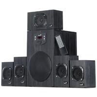 GENIUS SW-HF5.1 4500 5.1 Wood