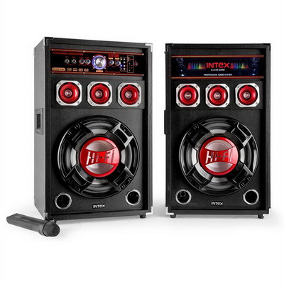 INTEX DJ-215K SUF/BT