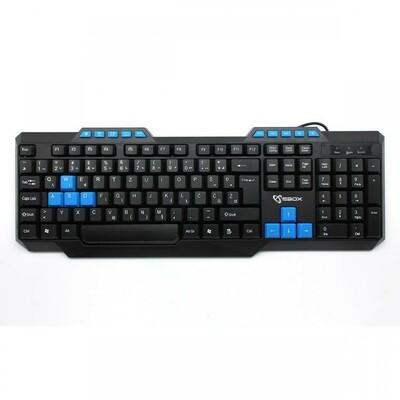 S-BOX K 15 black/blue