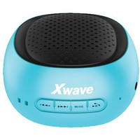 X WAVE B COOL BLUE/BLACK 022676