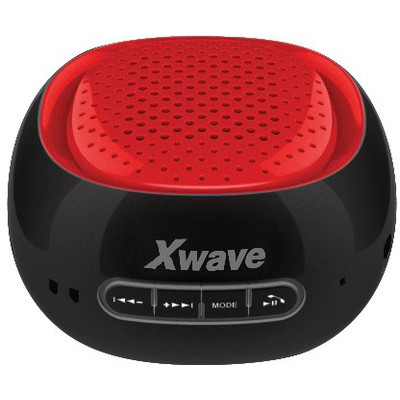 X WAVE B COOL BLACK/RED 022678