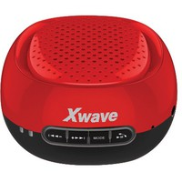X WAVE B COOL RED CAP/BLACK 022682