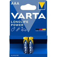 VARTA LONG LIFE POWER LR03 bli2 9701