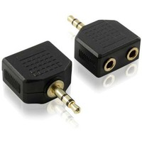 S-BOX Adapter 3.5mm/ 2 x 3.5mm