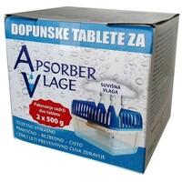 APSORBER VLAGE DOP.TABLETE 2918