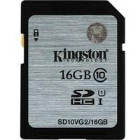 KINGSTON SDHC SD10VG2 16GB