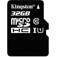 KINGSTON MICRO-SD 32GB SD adapter SDC10G2/32GB