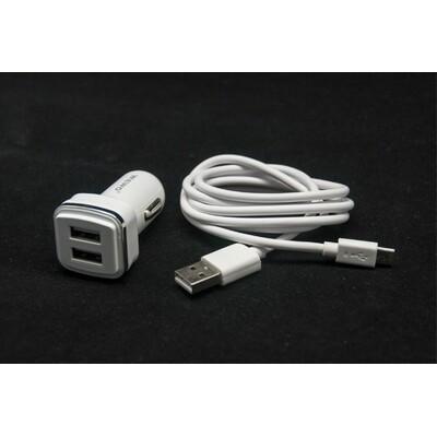 WEWO W-006 2XUSB 2400mA + micro USB cable