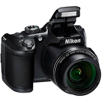 NIKON B500 crni