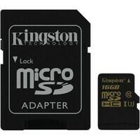 KINGSTON SDCG 16GB class U3 UHS-I