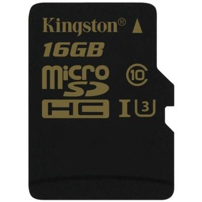 KINGSTON SDCG 16GBSP cl U3 bez adap