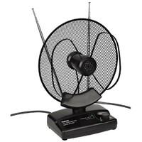HAMA TV/FM sa pojacalom 36dB crna