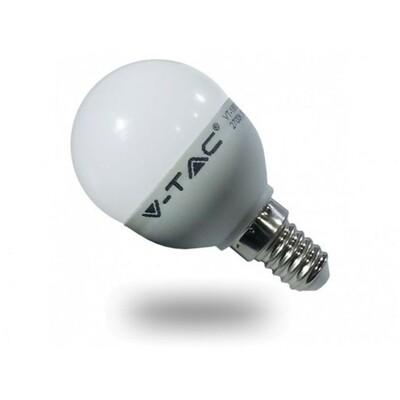 V-TAC E14 6W 2700K MALA KUGLA VT4250
