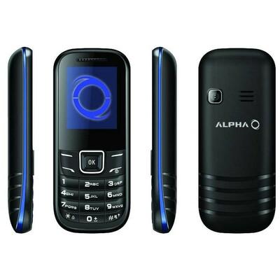 ALPHA D1 Plava DS