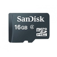 Sandisk SD 16GB Micro bez adaptera