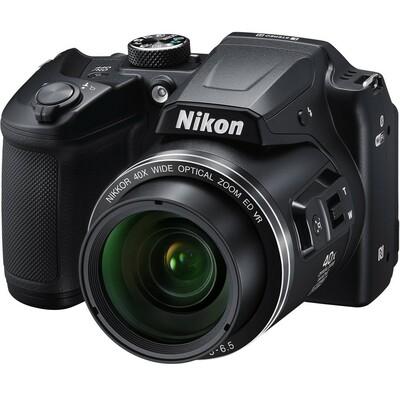 NIKON B500 crni +nikon 16gb + cs-p08