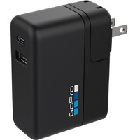 GoPro AWALC-002-EU Supercharger Dual Port Fast Charger