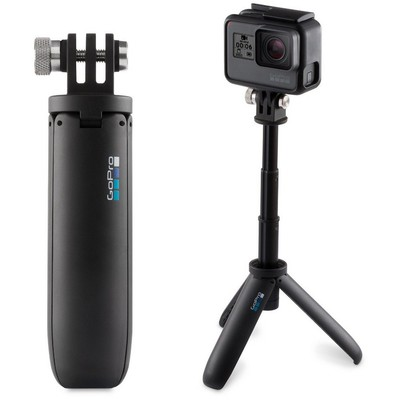 GoPro AFTTM-001 Shorty Mini Extension Pole + Tripod