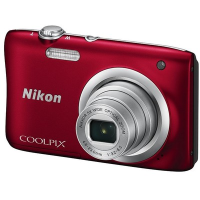 NIKON Coolpix A100 crveni