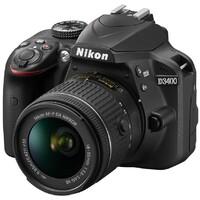 NIKON D3400 18-55mm VR AF-P