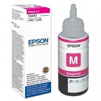 EPSON T6643 magenta mastilo