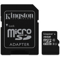 KINGSTON CANVAS SDCS/16GB