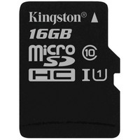 KINGSTON CANVAS SDCS/16GBSP