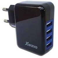 X WAVE H44 4 x USB, 5V/4A B 024017