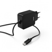 HAMA USB Tip-C 3A crni 178277