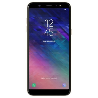 Samsung Galaxy A6+ DS Gold