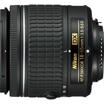 NIKON 18-55mm f/3.5-5.6G AF-P DX