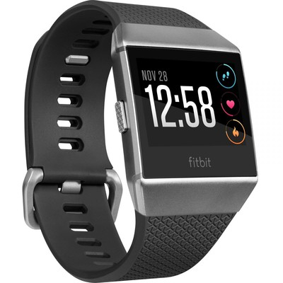 Fitbit FB503GYBK-EU Ionic Charcoal/Smoke Gray