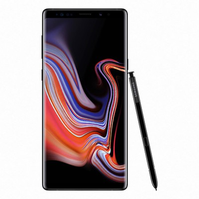 SAMSUNG GALAXY NOTE 9 Dual Sim BLACK