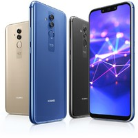 Huawei Mate 20 Lite Crna DS