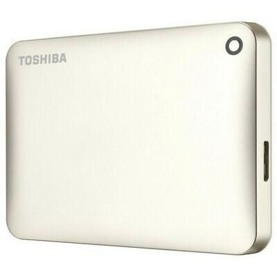 TOSHIBA HDTC805EC3AA 500GB Gold USB 3.0