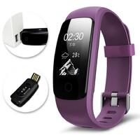 FIT PRO UP  Purple ID107 Plus HR