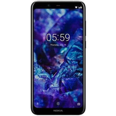 Nokia 5.1 Plus DS Black DS