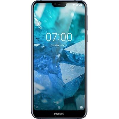 Nokia 7.1 DS Midnight Blue DS
