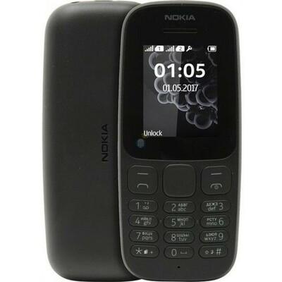 Nokia 105 DS Black A00028459