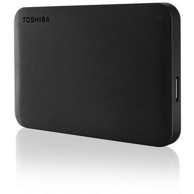 TOSHIBA HDTP210EK3AA 1TB Black USB 3.0