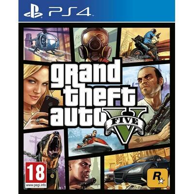 Take2 PS4 Grand Theft Auto 5