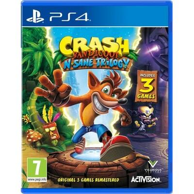 Activision Blizzard PS4 Crash Bandicoot N. Sane Trilogy