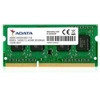 ADATA ADDS1600W4G11-B bulk SO-DIMM DDR3L 4GB 1600MHz