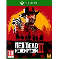 X BOX One S 1TB White + Red Dead Redemption 2